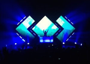 Madeon's Adventure Tour rig invokes Daft Punk and Porter Robinson