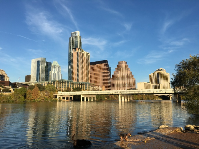 Austin calling. © J.T. Fales
