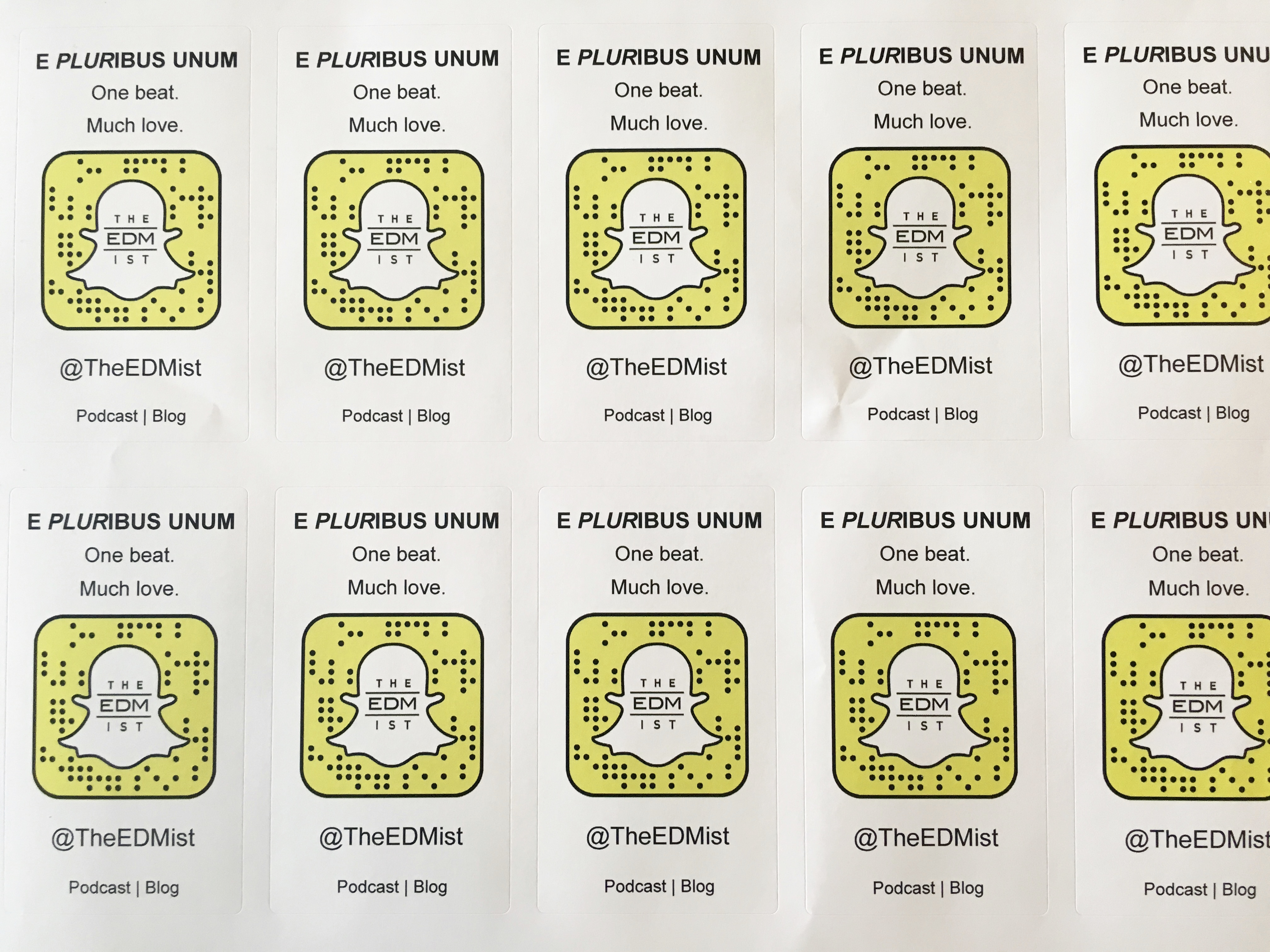 Snapcodes near me
